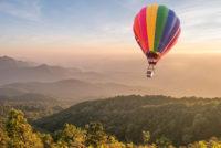 Plumbago Guest house Hot-air-Balloon